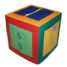 Модуль мягкий « Большой развивающий куб»