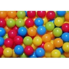 Шарики цветные для сухого бассейна